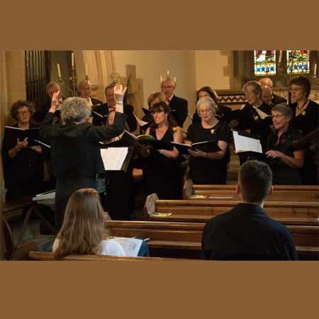Kirbye Voices at Higham
